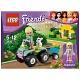 Lego Friends 3935 Стефани на квадроцикле