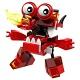 Конструктор Lego Mixels 41532 Лего Миксели Бернард