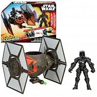 Star Wars B3701 Звездные Войны Боевые транспортные средства, в ассортименте