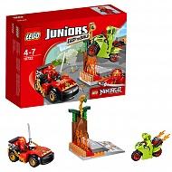 Lego Juniors 10722 Лего Джуниорс Схватка со змеями