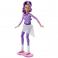 """Barbie DLT23 Барби Кукла с ховербордом из серии """"Barbie и космическое приключение"""""""