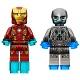 Lego Super Heroes 76029 Лего Супер Герои Железный человек против Альтрона