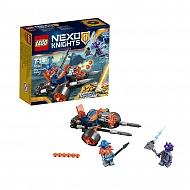 Lego Nexo Knights 70347 Лего Нексо Самоходная артиллерийская установка королевской гвардии