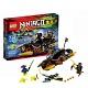 Lego Ninjago 70733 Лего Ниндзяго Бластер-байк Коула