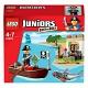 Lego Juniors 10679 Лего Джуниорс Охота за сокровищами