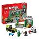 Lego Juniors 10669 Лего Джуниорс Логово Черепашек