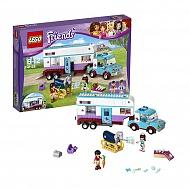 Lego Friends 41125 Лего Подружки Ветеринарная машина для лошадок