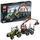 Лего Техник 8049 Трактор с лесопогрузчиком