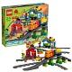 Lego Duplo 10508 Лего Дупло Большой поезд