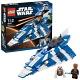 Lego Star Wars 8093 Лего Звездные войны Звездный истребитель Пло Куна
