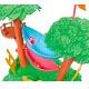 Zapf Creation Chou Chou 920-282 Шу-Шу Мини-лисичка Дерево-домик функц. с куклой