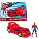 Spider-Man A6283 Автомобиль Человека-Паука 3-в-1