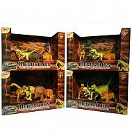 Megasaurs SV12926 Мегазавры Игровой набор динозавров (5 дино+дерево) в ассортименте