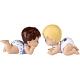 Zapf Creation Chiqui Baby born 812-709 Бэби Борн Куклы Близняшки, 3 асс., блистер