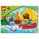 Лего Дупло 5654 Поездка на рыбалку