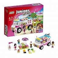 Lego Juniors 10727 Лего Джуниорс Грузовик с мороженым Эммы