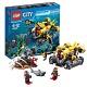 Lego City 60092 Лего Город Подводная лодка