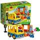 Lego Duplo 10528 Школьный автобус