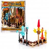 Lego Legends Of Chima 391504 Лего Легенды Чимы Набор оружия