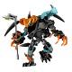 Трансформер Lego Hero Factory 44021 Лего зверь Рассекатель против Фурно и Эво