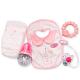 Zapf Creation Baby Annabell 791-981 Бэби Аннабель Памперсы, соска, бутылочка, слюнявчик, кольцо