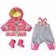 Одежда для интерактивной куклы Zapf Creation Baby born 821-046 Бэби Борн Осенняя одежда