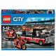 Lego City 60084 Лего Город Перевозчик гоночных мотоциклов