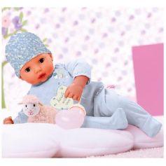 ZAPF Creation Baby Annabell Кукла-мальчик Романтичная 46 см, кор.
