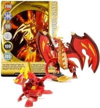 64277 Игрушка Bakugan коллекционный набор (Character Pack)