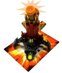 64372 Игрушка Bakugan Боевое Снаряжение Deluxe (Deluxe Battle Gear)