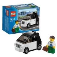 Lego City 3177 Лего Город Маленький автомобиль 3177 ЛЕГО
