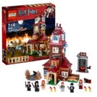 Lego Harry Potter 4840 Лего Гарри Поттер Нора Уизли 4840 ЛЕГО