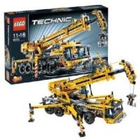 Lego Technic 8053 Лего Техник Передвижной кран 8053 ЛЕГО