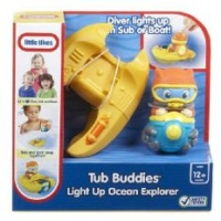 Little Tikes Исследователь морских глубин для ванны