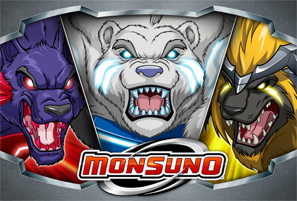 игрушки Monsuno скоро в продаже