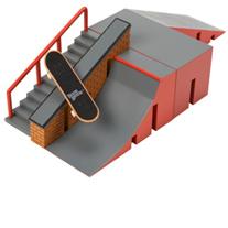 Игрушечный скейтборд для пальцев «Tech Deck»