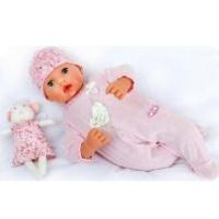 ZAPF Creation Baby Annabell Кукла Романтичная, 46 см, кор.