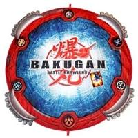 Bakugan Бакуган 64309 круглая арена для битв