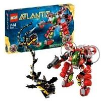 Lego Atlantis 8080 Лего Атлантис Подводный исследователь 8080 ЛЕГО