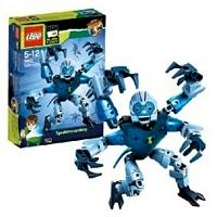 Lego Ben 10 8409 Лего Бен 10 Паук-обезьяна 8409 ЛЕГО