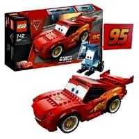Lego Cars 8484 Лего Тачки 2 МакКуин и Гвидо 8484 ЛЕГО