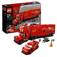 Lego Cars 8486 Лего Тачки 2 Трейлер Мака 8486 ЛЕГО