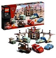 "Lego Cars 8487 Лего Тачки 2 Кафе ""У Фло"" 8487 ЛЕГО"
