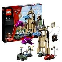 Lego Cars 8639 Лего Тачки 2 Побег из Большого Бентли 8639 ЛЕГО