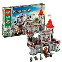 Lego Castle-Kingdoms 7946 Лего Замок Королевский замок 7946 ЛЕГО