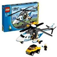 Lego City 3658 Лего Город Полицейский вертолёт 3658 ЛЕГО