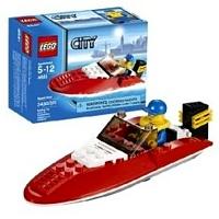 Lego City 4641 Лего Город Скоростной катер 4641 ЛЕГО