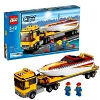 Lego City 4643 Лего Город Перевозчик скоростной моторной лодки 4643 ЛЕГО