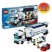 Lego City 7288 Лего Город Выездная полиция 7288 ЛЕГО