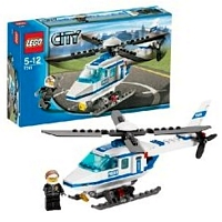 Lego City 7741 Лего Город Полицейский вертолёт 7741 ЛЕГО